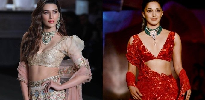 Bollywood Beauties ignite India Couture Week 2019 - f