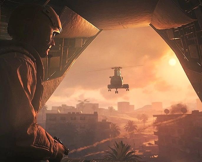 Call of Duty Modern Warfare - Reimagining a Classic - gameplay
