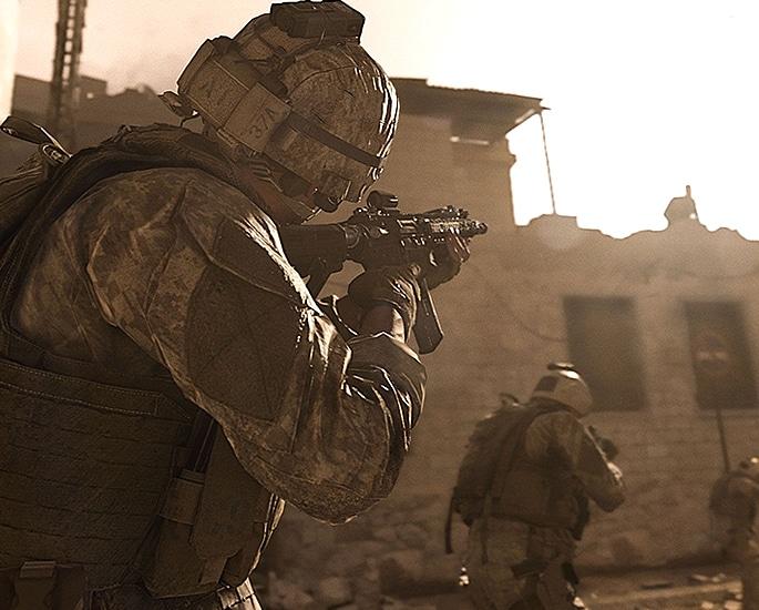 Call of Duty Modern Warfare - Reimagining a Classic - release