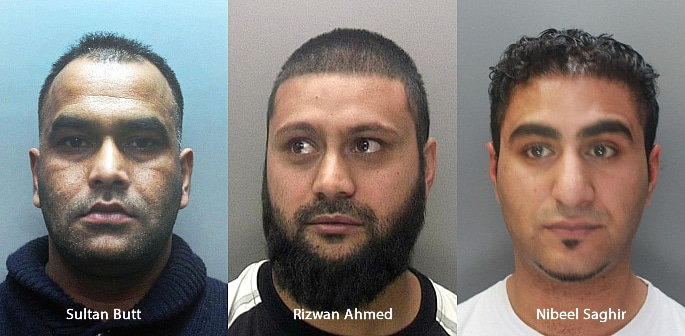 Drugs Gang convicted of Importing Heroin in Boxing Gloves f