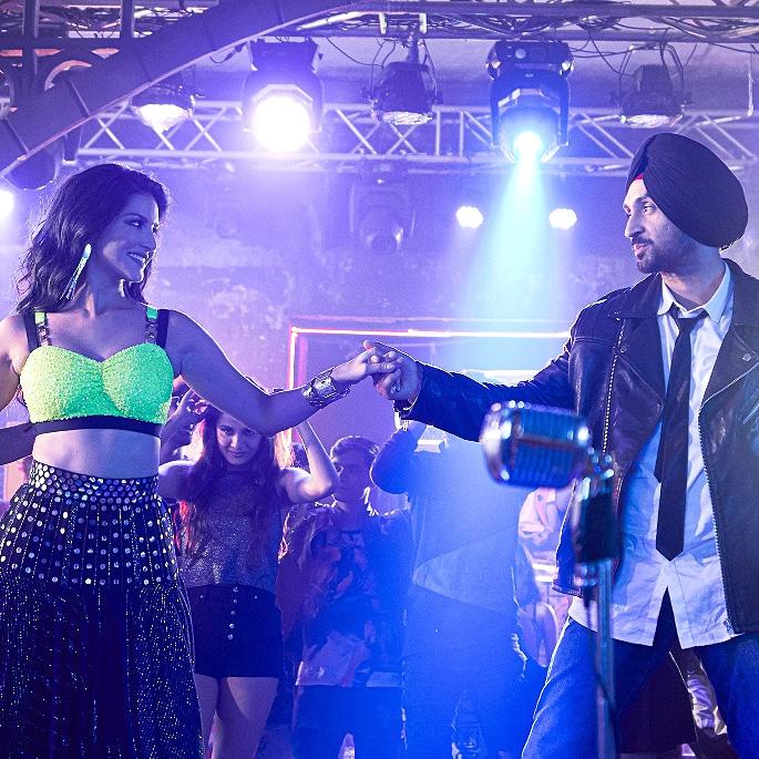 Fantastic Diljit Dosanjh brings life to 'Arjun Patiala' - IA 2