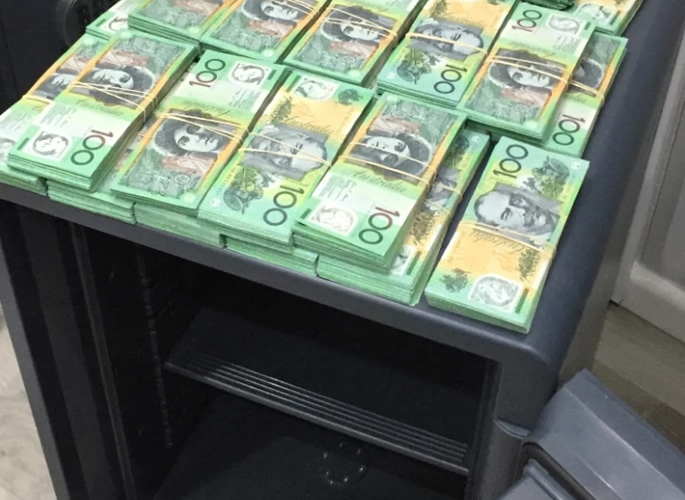 Five Charged over $100m Money Laundering Syndicate 2