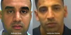 Gang jailed for laundering £1.8m from Drug Dealing f