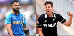 India exit Cricket World Cup 2019 after New Zealand Loss