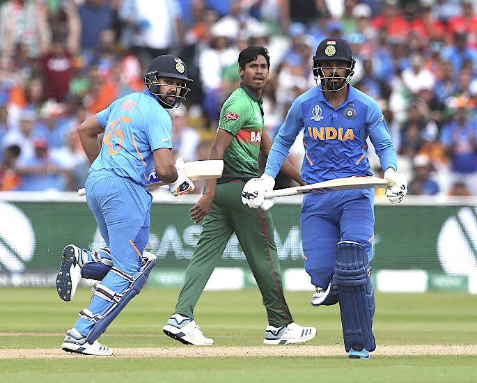 India reach Cricket World Cup Semi-Final as Bangladesh Exit - IA 2