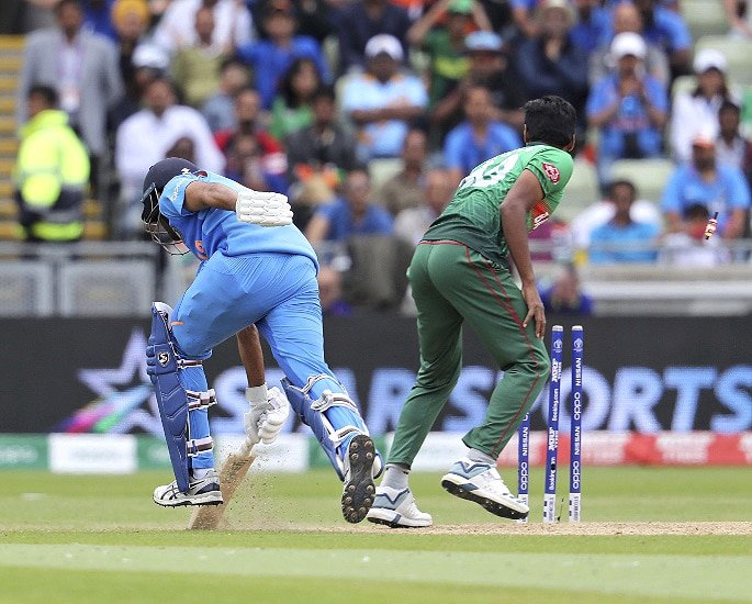 India reach Cricket World Cup Semi-Final as Bangladesh Exit - IA 3