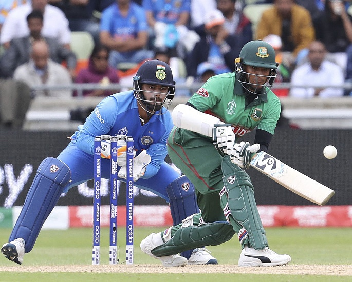 India reach Cricket World Cup Semi-Final as Bangladesh Exit - IA 4