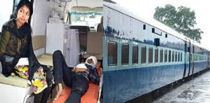 Indian Girl eloped and married Man who Threw her Off Train f