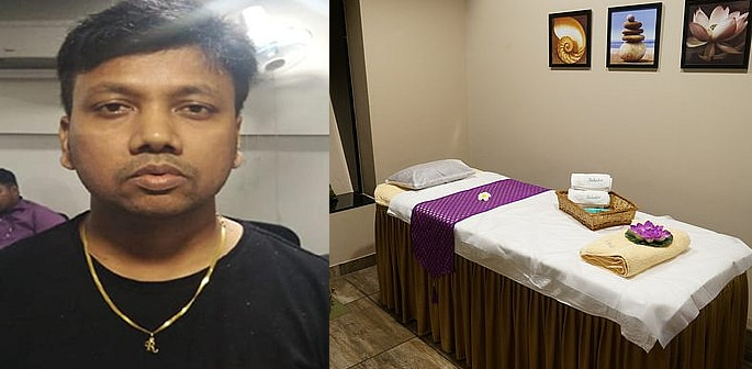 Indian Sex Racket busted at Fake Spa in Mumbai f