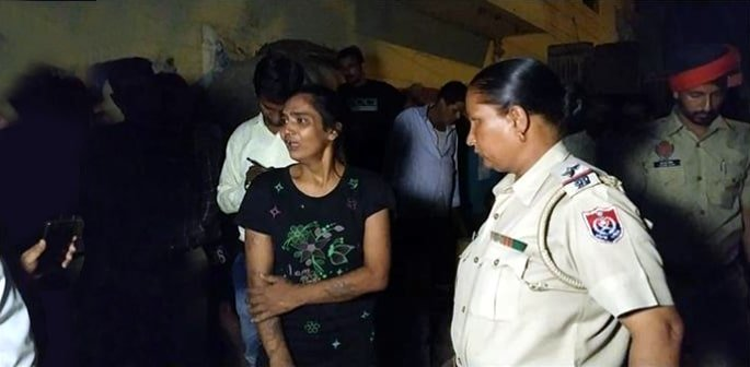Indian Sex Worker arrested for Duping Truck Drivers f