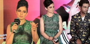 Kangana Ranaut has Heated Argument with Journalist f