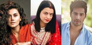 Kangana's Sister Rangoli blasts Taapsee Pannu & Varun Dhawan f