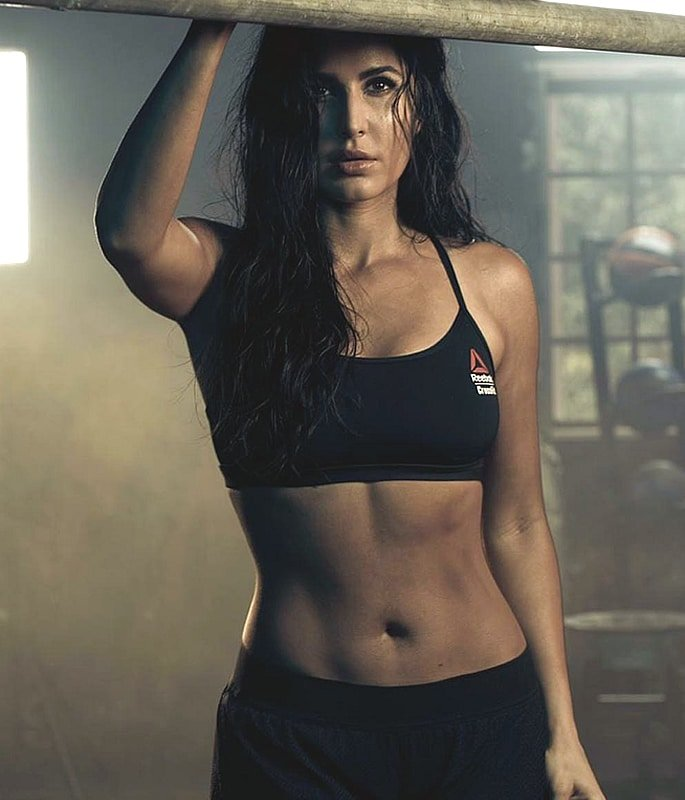 Katrina Kaif reveals her Keeping Fit and Dieting Secrets - Reebok