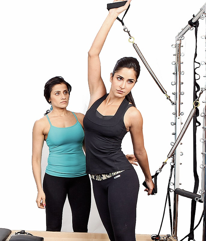 Katrina Kaif reveals her Keeping Fit and Dieting Secrets - film