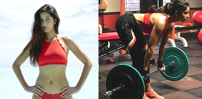 Katrina Kaif reveals her Keeping Fit and Dieting Secrets ft