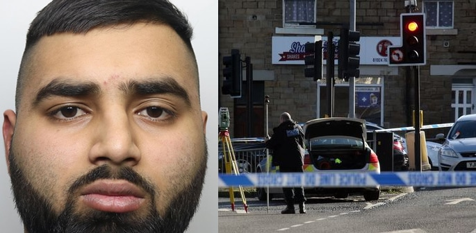 Killer Driver jailed for Driving & Jumping from Moving Car f