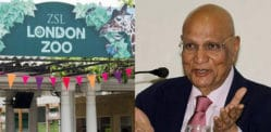Lord Swraj Paul donates £1m for new London Zoo Reserve