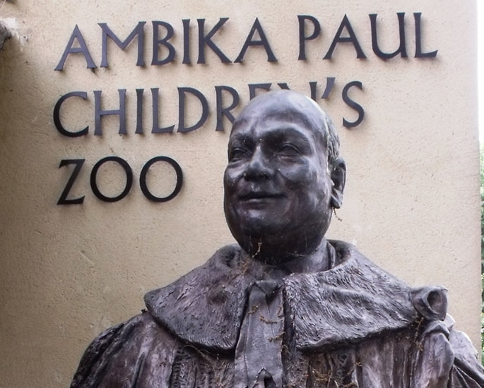 Lord Swraj Paul donates £1m for new London Zoo - ambika