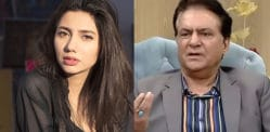 Mahira Khan gets Celebrity Support after Firdous Jamal remarks