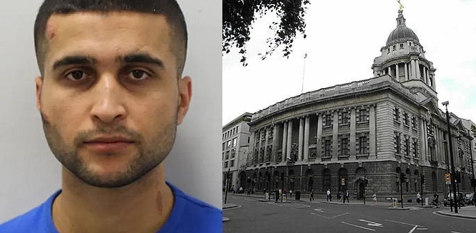 Man convicted for Murder attempt to kill English people f