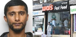 Man jailed for Setting Takeaway on Fire for 'Owed Wages'