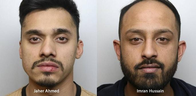 Men jailed for Dealing Drugs using Indian Restaurant as Base f