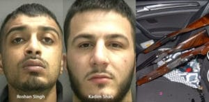 Men jailed for Stealing Cars and Shotguns in Over 30 Burglaries f