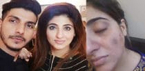 Mohsin Abbas Haider's Wife accuses him of Abuse and Cheating f