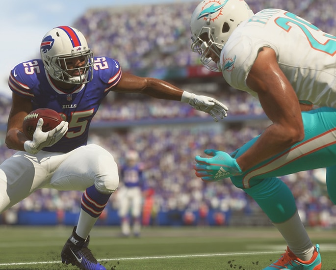 Most Popular Console Sports Games of 2019 - madden