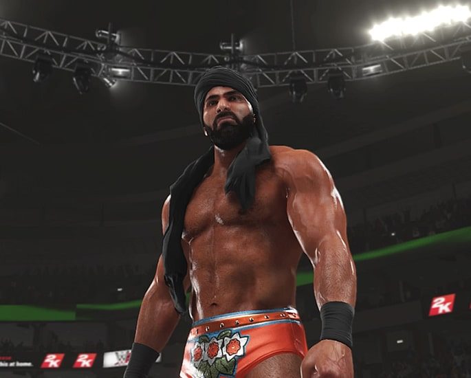 Most Popular Console Sports Games of 2019 - wwe