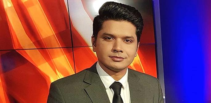 Pakistani TV Anchor shot Dead over Business Dispute f