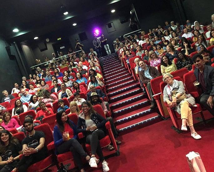 बर्मिंघम इंडियन फिल्म फेस्टिवल 2019 में शक्तिशाली 'फोटोग्राफ' - IA 6