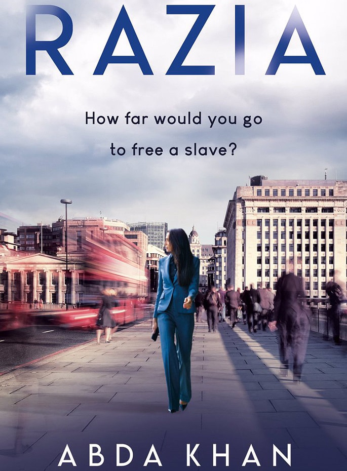 Razia: A Story of Justice, Heritage & Feminism by Abda Khan - book cover 11