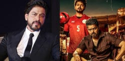 SRK to play Villain in South Indian Film Bigil?