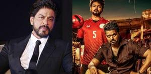 SRK to play Villain in South Indian Film Bigil f