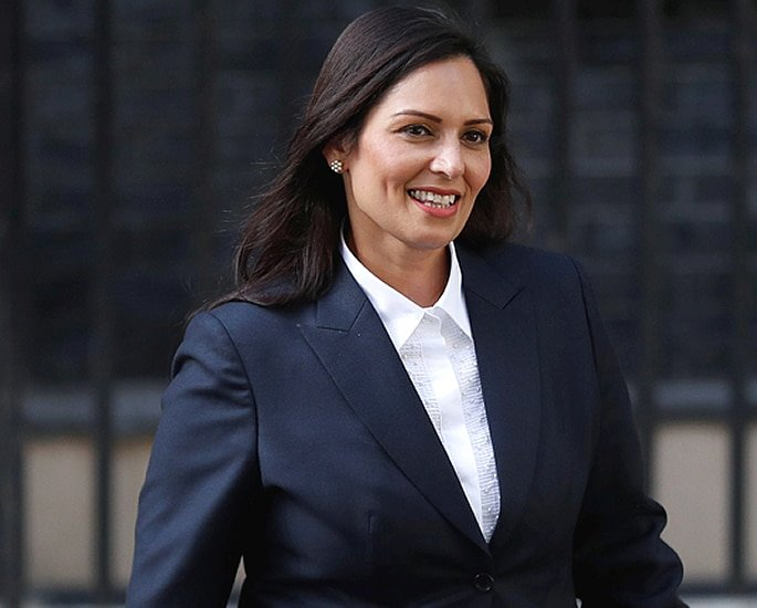 Sajid Javid appointed first Asian Chancellor in UK Cabinet - priti
