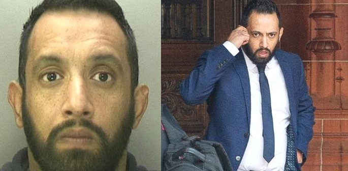 Sandwell Police Officer sentenced for Sexual Gain Corruption f