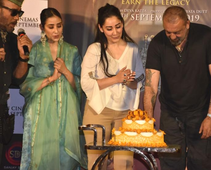 Sanjay Dutt turns 60 and wants to play His Age on Screen 2
