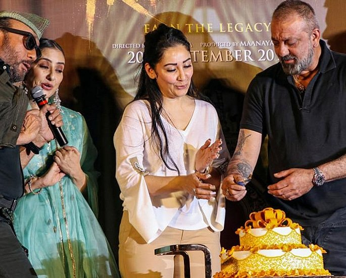 Sanjay Dutt turns 60 and wants to play His Age on Screen