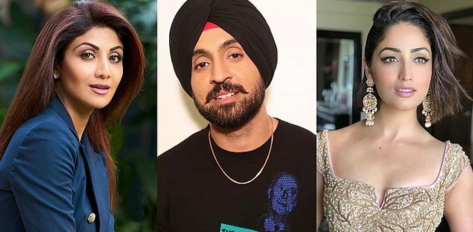Shilpa Shetty to star in Diljit Dosanjh & Yami Gautam Comedy f