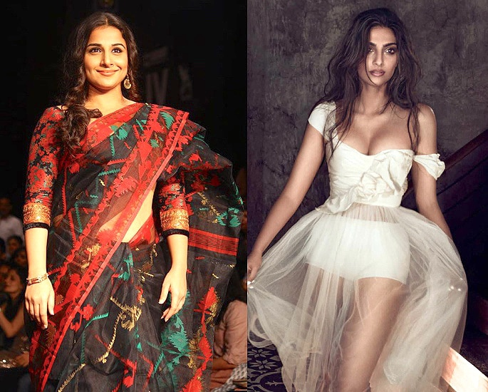 The Evolution of Bollywood Fashion from Sarees to Dresses - IA 3A