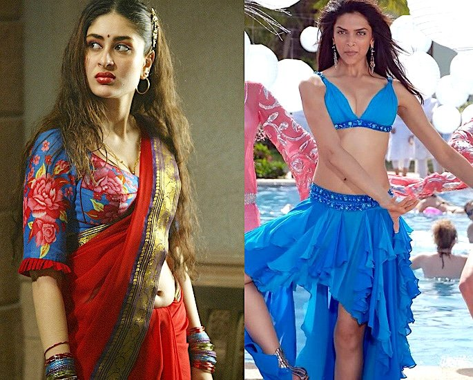The Evolution of Bollywood Fashion from Sarees to Dresses - IA 4