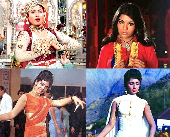 The Evolution of Bollywood Fashion from Sarees to Dresses - IA1