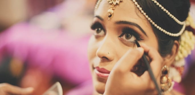 Tips and Tricks for the Best Bridal Makeup Look f