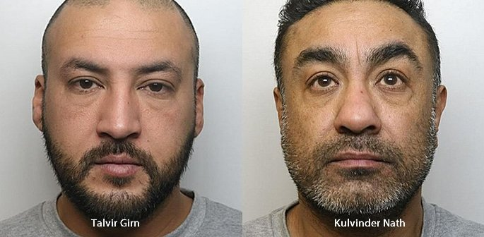 Two Killers jailed for Brutal Death of Derby Man f