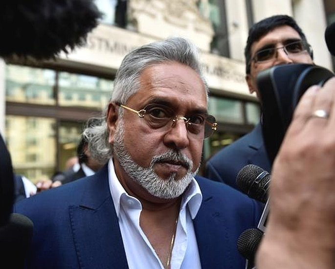 Vijay Mallya Expenses cut by £4,000 by UK Court