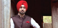 Why does Diljit Dosanjh not attend Bollywood Parties?