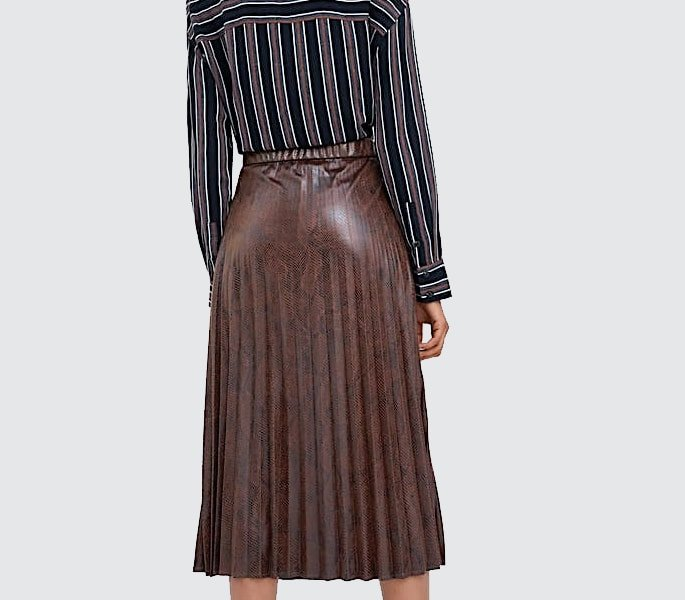 7 Modest Skirts for Modern Women - Snakeskin