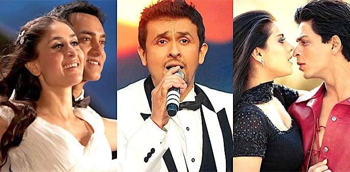 10 Best Bollywood Songs by Sonu Nigam f
