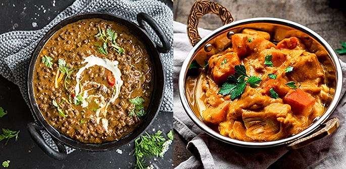 10 Desi Vegan Curries to Tantalise your Taste Buds f